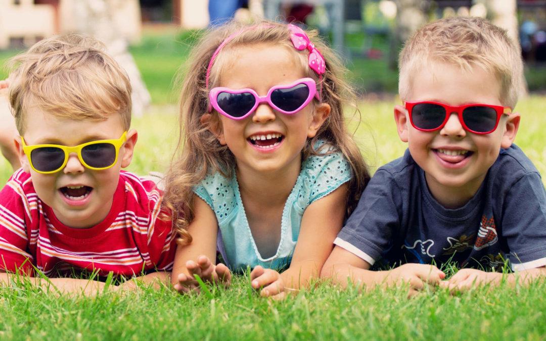 August – Children's Eye Health and Safety Month